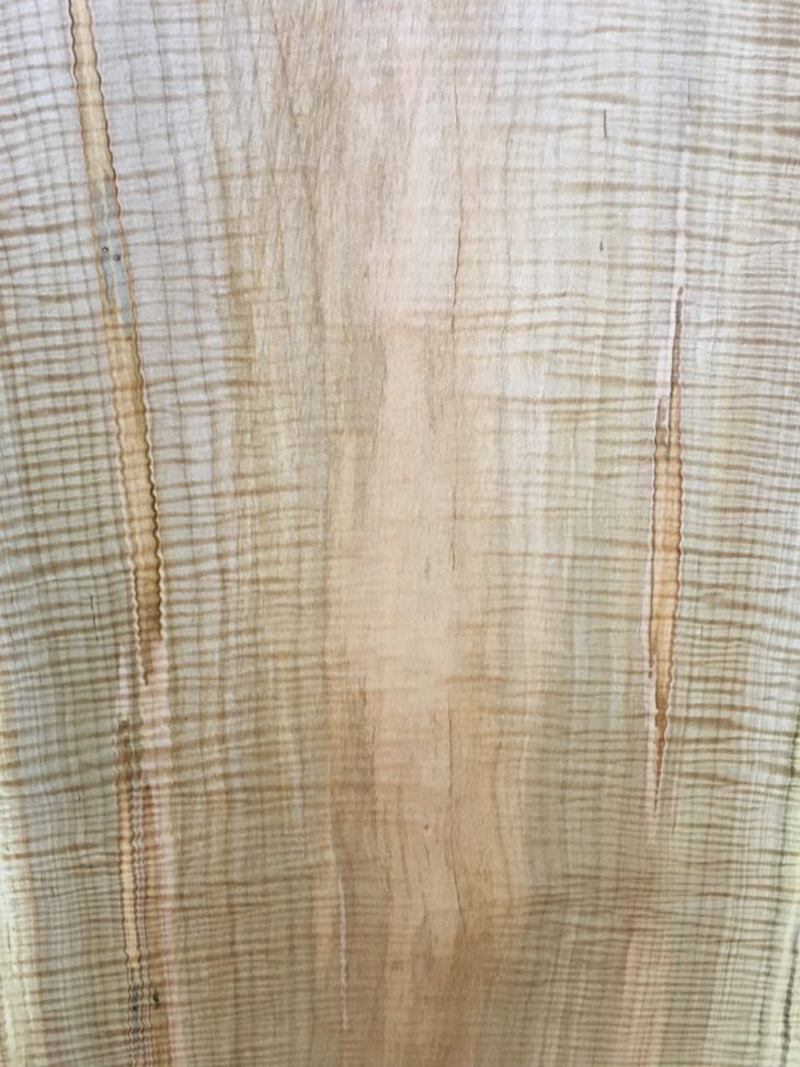 Curly Figured Maple